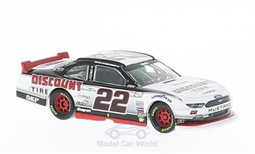 Ford Mustang 1/64 Lionel Racing No.22 Team Penske Discount Tire Nascar 2017 B.Keselowski ohne Vitrine miniature