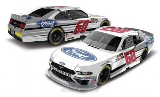 Ford Mustang 1/64 Lionel Racing No.60 Roush Fenway Racing Nascar 2018 T.Majeski diecast