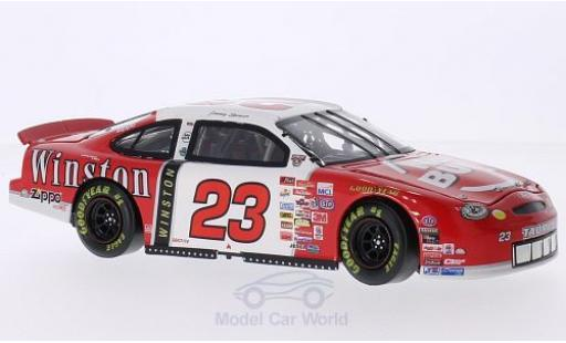 Ford Taurus 1/24 Lionel Racing No.23 Winston Nascar 1998 J.Spencer miniature