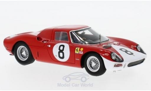 Ferrari 250 1/43 Look Smart LM RHD No.8 12h Reims 1964 J.Surtees/L.Bandini diecast