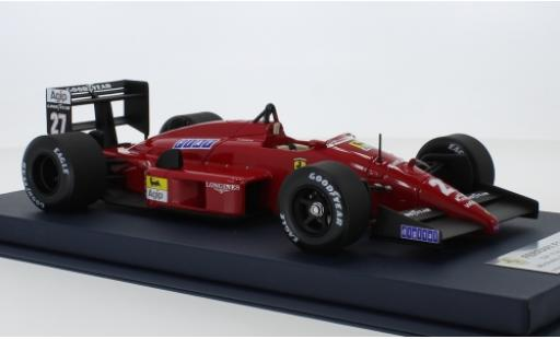 Ferrari F1 1/18 Look Smart -87/88 No.27 Formel 1 GP Italien 1988 M.Alboreto miniature