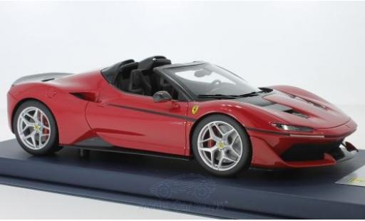 Ferrari J50 1/18 Look Smart rouge 2016 miniature