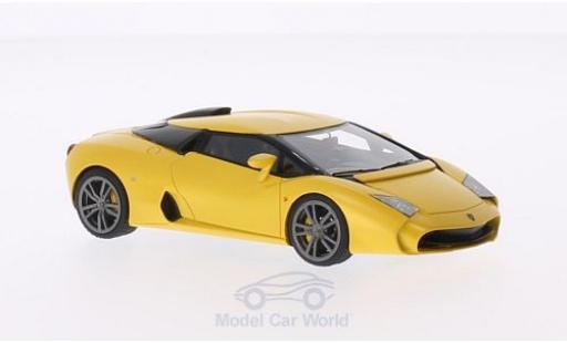 Lamborghini 5-95 1/43 Look Smart by Zagato matt-jaune miniature