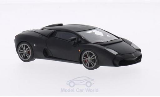 Lamborghini 5-95 1/43 Look Smart by Zagato matt-noire miniature