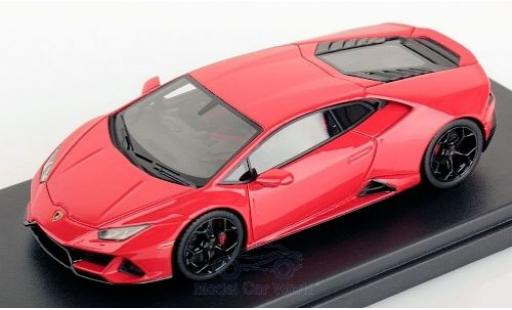 Lamborghini Huracan 1/43 Look Smart Evo red 2019 diecast model cars