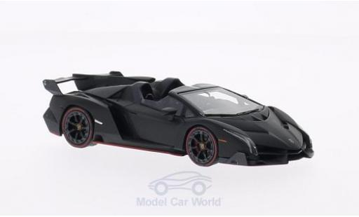 Lamborghini Veneno 1/43 Look Smart matt-black diecast