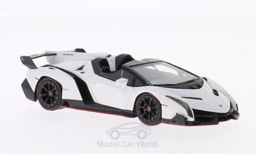 Lamborghini Veneno 1/43 Look Smart white diecast model cars