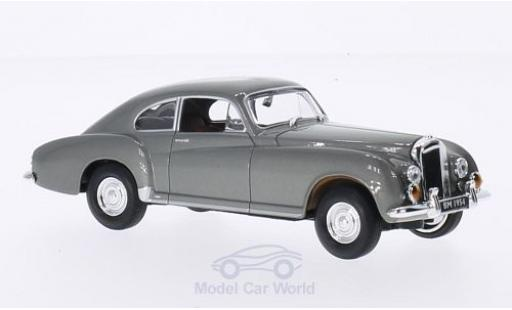 Bentley Continental T 1/43 Lucky Die Cast R-Type Franay metallic-grigio 1954 miniatura