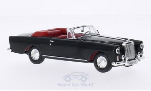 Bentley Continental T 1/43 Lucky Die Cast S2 DHC Park Ward black 1961 diecast
