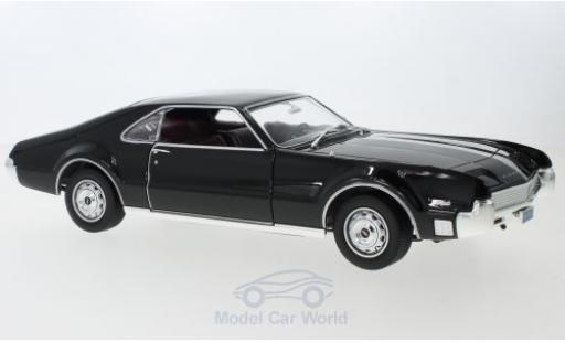 Oldsmobile Toronado 1/18 Lucky Die Cast noire 1966 ohne Vitrine miniature