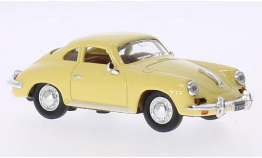 Porsche 356 1/43 Lucky Die Cast B/C beige 1956 miniature