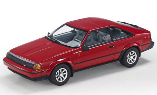 Toyota Celica 1/18 Lucky Step Models GTS Liftback (TA6) red 1984