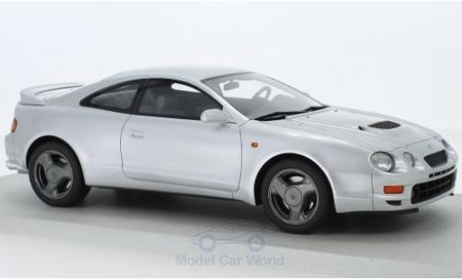 Toyota Celica 1/18 Lucky Step Models ST 205 silber modellautos