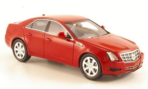 Cadillac CTS 1/43 Luxury Collectibles Sport Sedan rouge 2011 miniature
