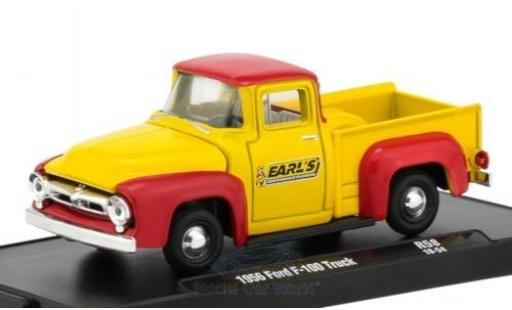 Ford F-1 1/64 M2 Machines 00 Earls 1956 miniature