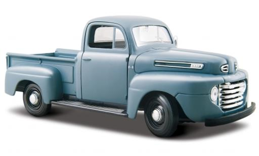 Ford F-1 1/24 Maisto Pick Up matt-grise 1948 1:25 miniature