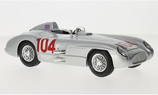 Mercedes 300 1/18 Maisto SLR No.104 Targa Florio 1955 S.Moss/P.Collins sans Vitrine miniature