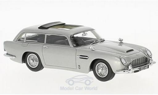 Aston Martin DB5 1/43 Matrix Shooting Brake Harold Radford grise RHD 1964 miniature