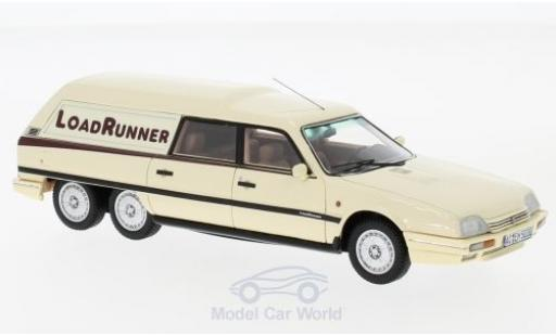 Citroen CX 1/43 Matrix Break Loadrunner beige 1989 diecast model cars
