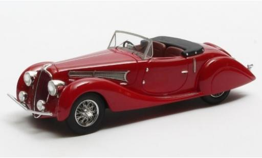 Delahaye 135 1/43 Matrix MS Grand Sports Roadster Figoni Falaschi RHD 1939 miniature