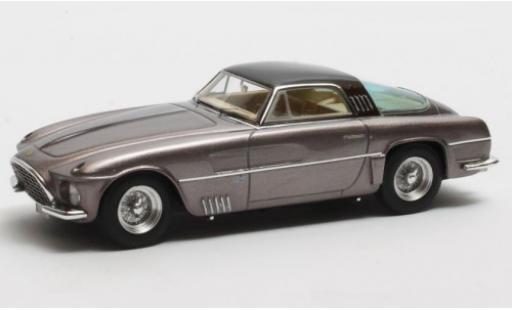 Ferrari 250 1/43 Matrix Europa Coupe Vignale metallise grise/noire 1954 #0313EU miniature