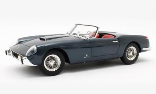 Ferrari 250 1/18 Matrix GT Pininfarina Cabriolet Series 1 bleue 1957 miniature