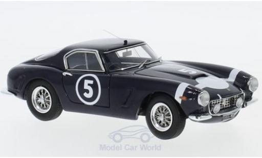 Ferrari 250 TR 1/43 Matrix GT Passo Corto RHD No.5 Tourist Trophy Nassau 1960 S.Moss miniature