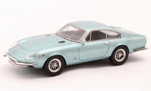 Ferrari 330 1/43 Matrix GTC Speciale Pininfarina metallise bleue 1967 Fahrgestell-Nr. 09439 - Prinzessin Liliane de Réthy miniature