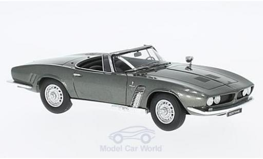 ISO Grifo 1/43 Matrix Spyder metallise verte 1963 miniature