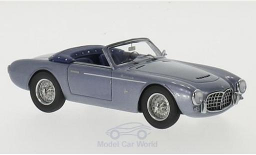 Maserati A6 1/43 Matrix GCS Frua Spider metallico grigio/blu