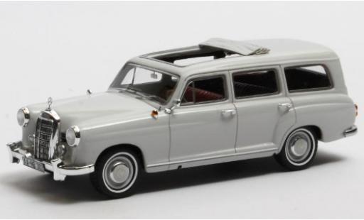 Mercedes 180 1/43 Matrix d (W120) Binz grise 1960 miniature