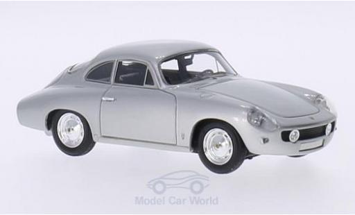 Porsche 356 1/43 Matrix B 1600 Reutter Ghia-Aigle grise 1961