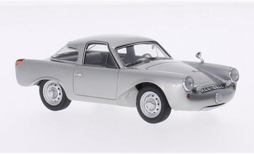 Porsche 356 1/43 Matrix Glöckler Special Coupe grise 1954 miniature