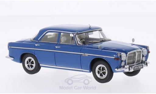 Rover P5B 1/43 Matrix P5b Saloon bleue RHD 1972 miniature