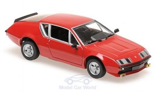 Alpine A310 1/43 Maxichamps Renault A 310 red 1976 diecast