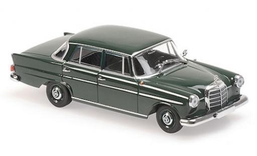 Mercedes 190 1/43 Maxichamps (W110) verte 1961 miniature