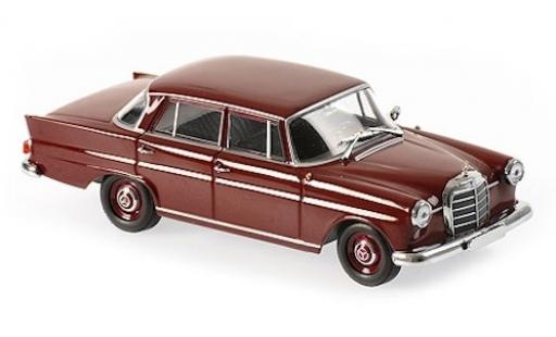 Mercedes 190 1/43 Maxichamps (W110) rouge 1961