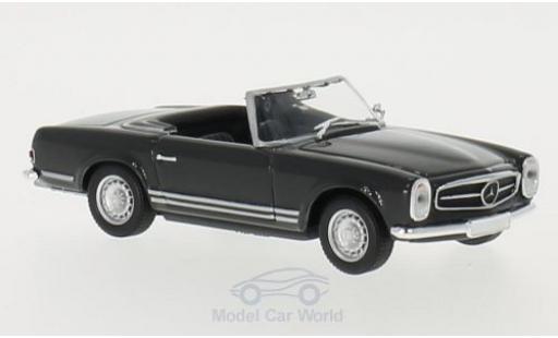 Mercedes 230 1/43 Maxichamps SL grau 1965 modellautos