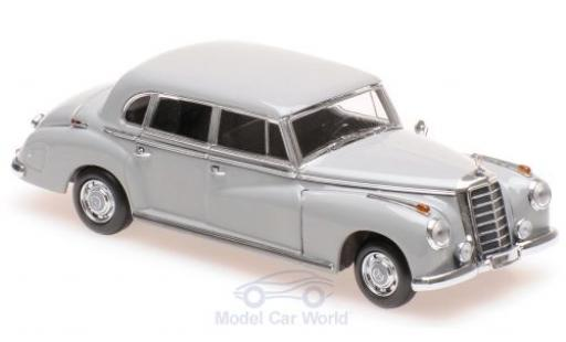 Mercedes 300 1/43 Maxichamps grise 1951 miniature