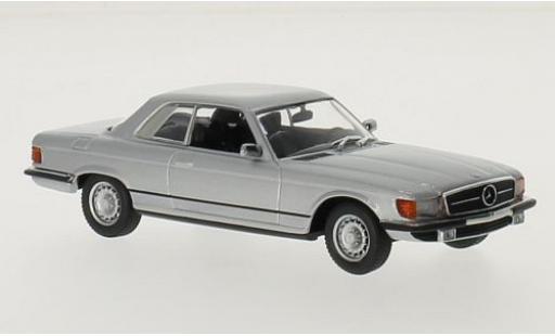 Mercedes 450 1/43 Maxichamps SLC (R107) grise 1974 miniature