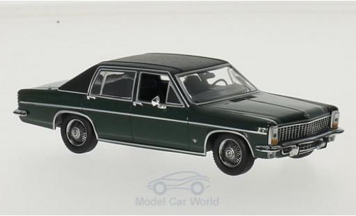 Opel Diplomat 1/43 Maxichamps B green/black 1969 diecast