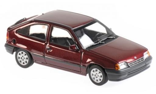 Opel Kadett 1/43 Maxichamps E 1.8i metallise rouge 1990 miniature