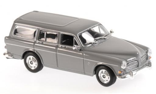 Volvo 121 1/43 Maxichamps Amazon Break grise 1966 miniature