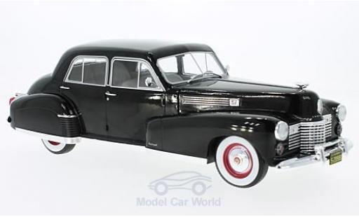 Cadillac Fleetwood 1/18 MCG Series 60 Special Sedan noire 1941 miniature