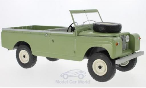 Land Rover 109 1/18 MCG Pick Up Series II helloliv RHD 1959 miniature