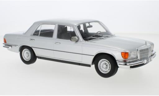 Mercedes 280 1/18 MCG SE (W116) grise 1972 miniature