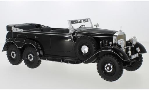 Mercedes G4 1/18 MCG (W31) noire 1938