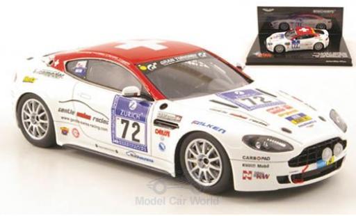 Aston Martin Vantage 1/43 Minichamps V8 No.72 24h Nürburgring 2009 diecast model cars