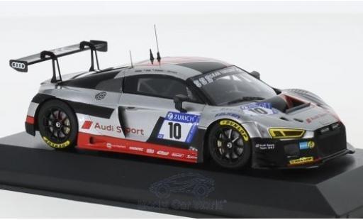 Audi R8 1/43 Minichamps LMS No.10 Sport Team WRT 24h Nürburgring 2017 F.Stippler/R.Rast/F.Vervisch/N.Müller diecast