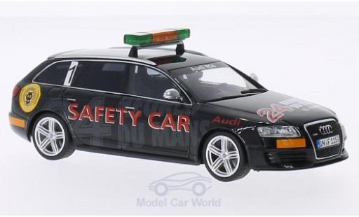 Audi RS6 1/43 Minichamps Avant 24h Le Mans 2009 Safety Car diecast